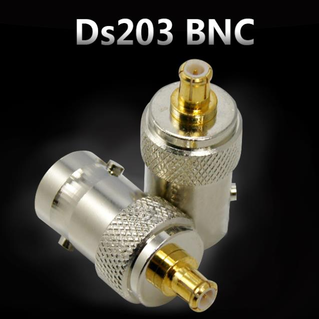 Ds203 BNC To MCX Adapter Mini Digital Oscilloscope Dso203 Dso201 Vc101 Dso nano(China (Mainland))