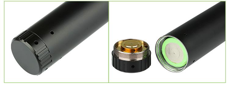 ถูก 100%เดิม65วัตต์วิสัยทัศน์D EUSกล่องชุดสมัยVBAT LEDแสดงผลพลังงานD EUSสมัยโดยไม่ต้อง18650แบตเตอรี่บุหรี่อิเล็กทรอนิกส์จากhg