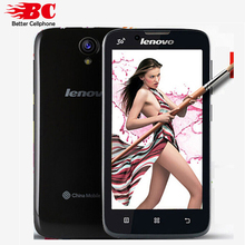 Original New Lenovo A338t Phone Android 4.4.2 MTK6582 Quad Core 1.3Ghz 4G ROM 4.5'' TFT Du-al Camera WIFI Bluetooth Cell Phone(China (Mainland))