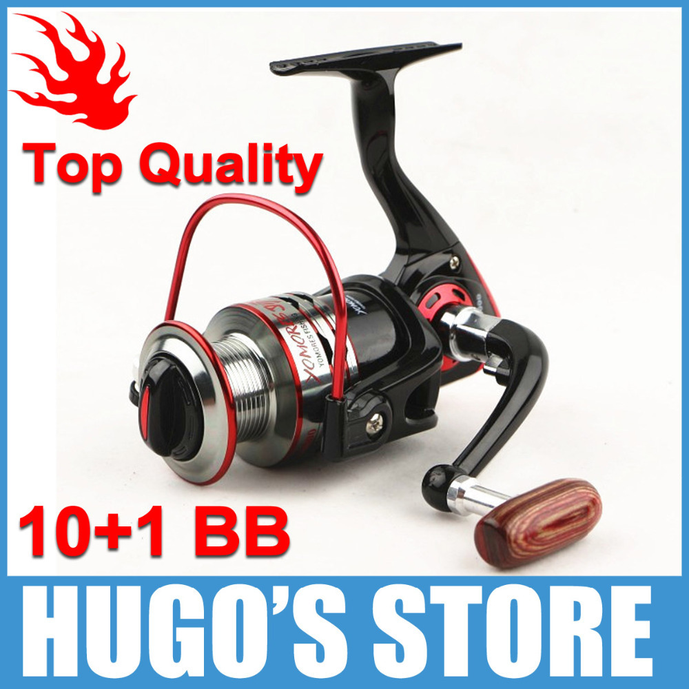 MH3000 11BB Metal Spool Fishing Reel Left Hand Right Hand Spinning Reel 3000 Coil fishing tackle Supply Store China Suppliers(China (Mainland))