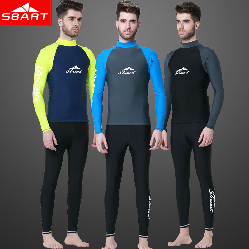 2015 men and women split wetsuit surf beach snorkeling jellyfish clothing sun protection clothing 805Одежда и ак�е��уары<br><br><br>Aliexpress