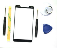 Front Outer Screen Lens Glass Digitizer Replace For Motorola RAZR i XT890+Tools