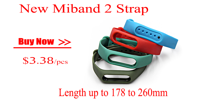 extended miband 2 strap