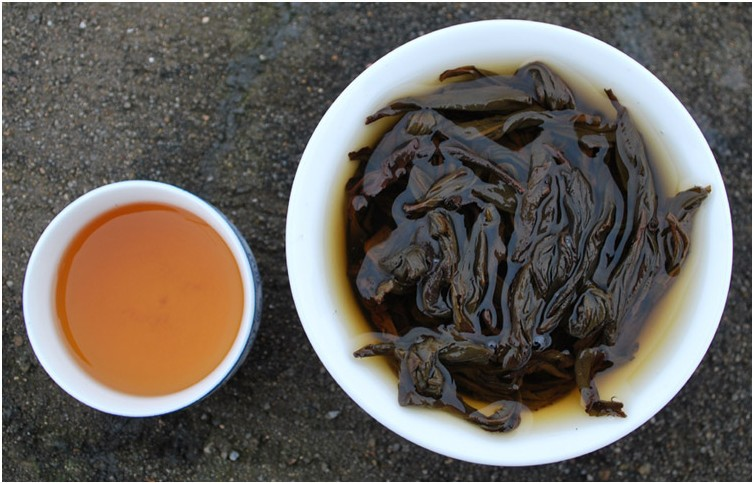 100g Premium dahongpao tea wuyi the top grade da hong pao tea big red robe oolong