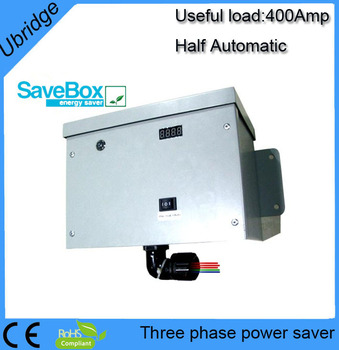 three phase power saver for industry