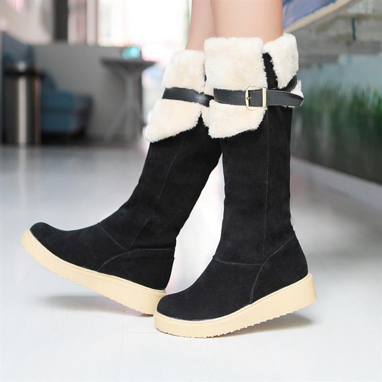 Female Snow Boots - Boot Hto