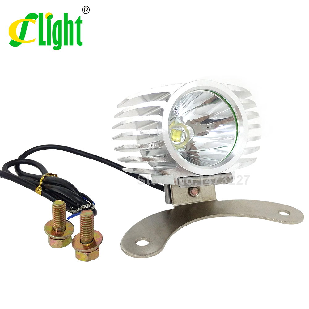 Led ATV Moto Accessory External Headlight Outdoor 15W 1800LM 8-85V Headlamp Spotlight Hunting Motorcycle Driving Fog DRL Light(China (Mainland))