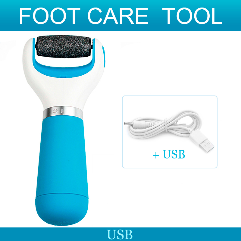 Гаджет  122-Pro Velvet Smooth Pedi Diamond with USB Power Electronic Foot File Care Set Express Pedicure Callous Remover feet care None Красота и здоровье