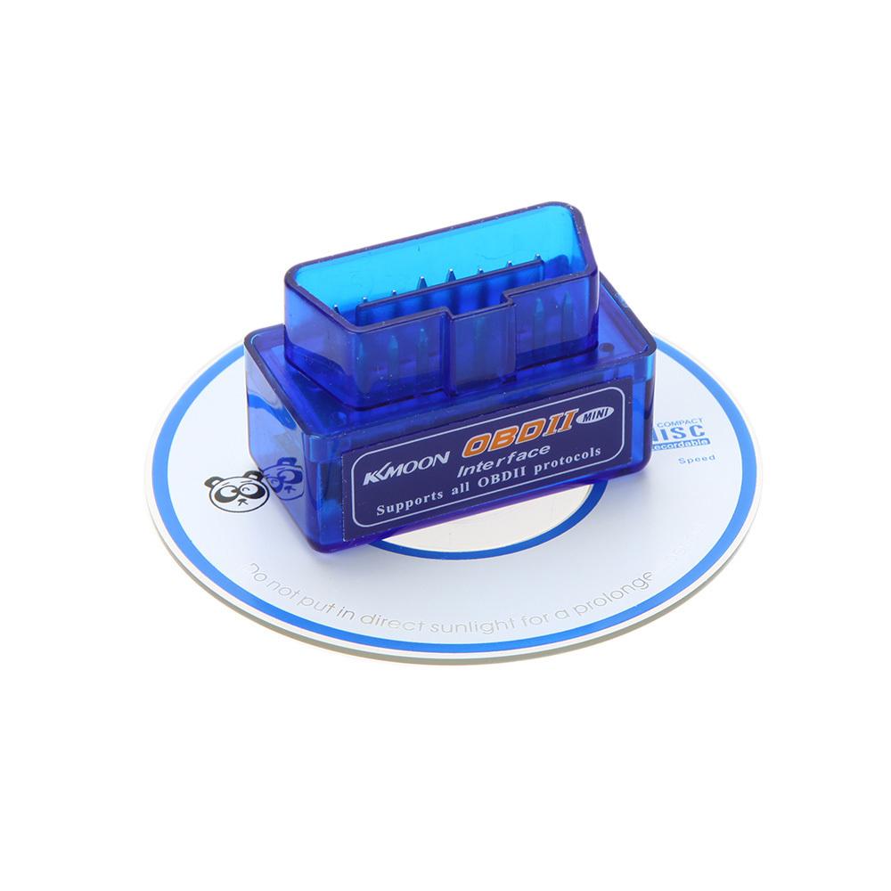Mini V2.1 OBD ELM327 OBD2 Bluetooth Interface Auto Car Scanner obdii obd ii Diagnostic Tool(China (Mainland))