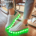 2017 Simulation Led Shoes For Adults Fashion High Quality Women LED Luminous Shoes Casual Shoe led
