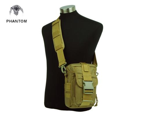 Outdoor Phantom Molle 1000D Cordura Crisscross Sling Shoulder Bag Tactical Military Sports Durable Adjustable Bag Free Shipping<br><br>Aliexpress
