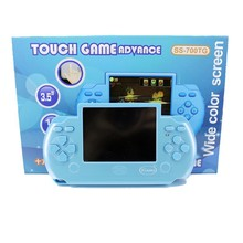 3.5 Inch Touch Screen Portable Game Console Handheld game player 50PCS/LOT DHL Free shipping