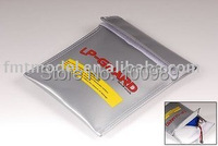 F00401 JMT Fireproof Lipo Battery Safety Guard Charge Bag 220X180 220mmX180mm 22cmX18cm + FS
