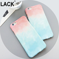 LACK Phone Case For iphone 5 5s 6 6S 4 7 inch Plus 5 5 Gradient