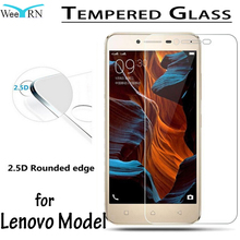 Buy 9H Tempered Glass Film Lenovo K5 K5Plus K4 Note K3 K3Note Vibe C A2020 A2010 P1 P1M P70 Screen Protector 2.5D Edge Verre Trempe for $1.86 in AliExpress store