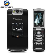 "Original Unlocked Blackberry 8220 Pearl Flip Mobile Phone 2.6"" TFT Screen 2.0MP Camera GSM WIFI 8220 cell phone(China (Mainland))"
