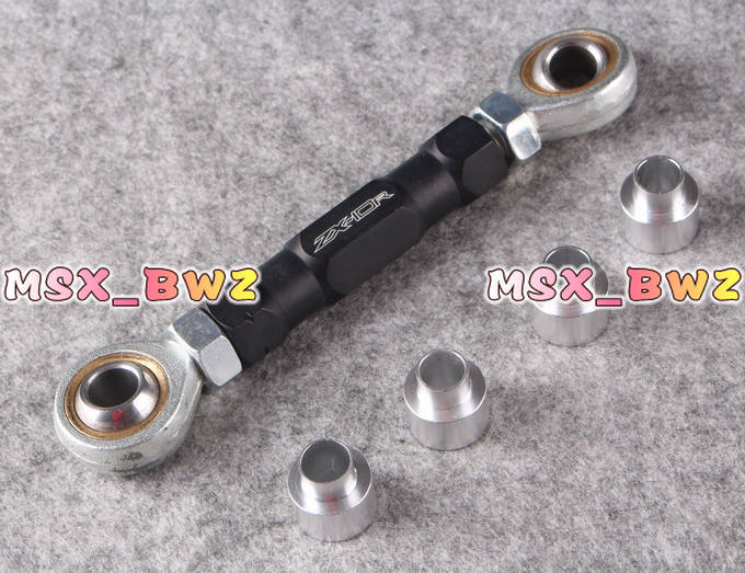 New Motor Spare Parts Replacement Adjustable Motorcycle Rear Lowering Links Kit Fit Kawasaki Ninja ZX10R 2011