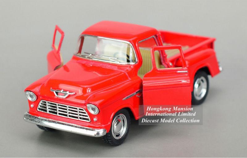 136 Car Model For 1955 Chevrolet Task Force Pickup (12)