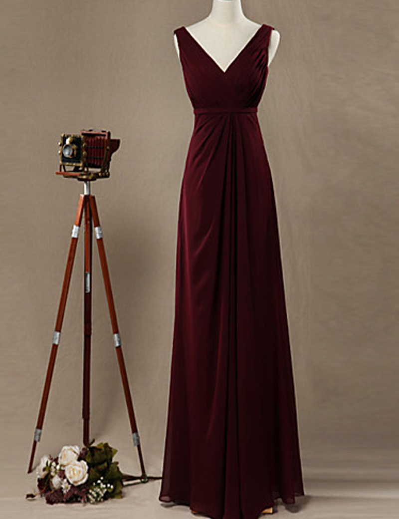 Mbd019 burgundy mother of the bride dresses plus size for Burgundy wedding dresses plus size