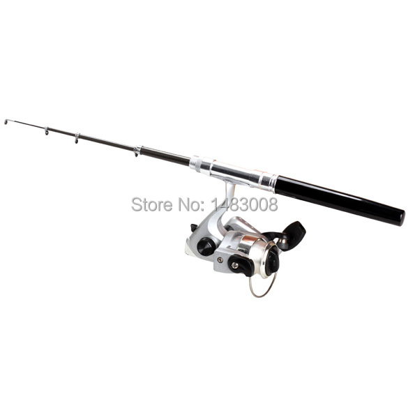 The gallery for fishing pole reel types for Types of fishing line