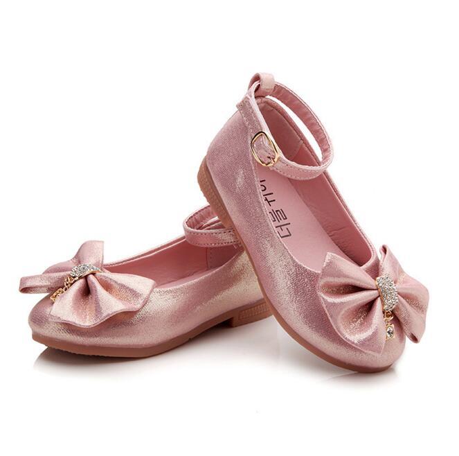 Popular Gold Flower Girl Shoes Buy Cheap Gold Flower Girl