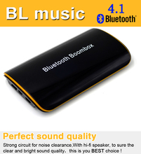 Wireless Stereo Bluetooth 4.1+EDR Receiver Audio Music Box with Mic 3.5mm RCA for Speaker Car AUX Home Audio System Devices 8067