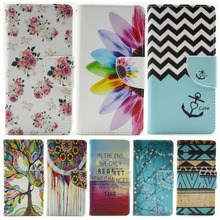 Buy Fashion Flower Tree Animal PU Leather Case Sony Xperia C3 S55U D2533 Dual D2502 S55T Wallet Flip Magnetic Cover Fundas Coque for $3.98 in AliExpress store