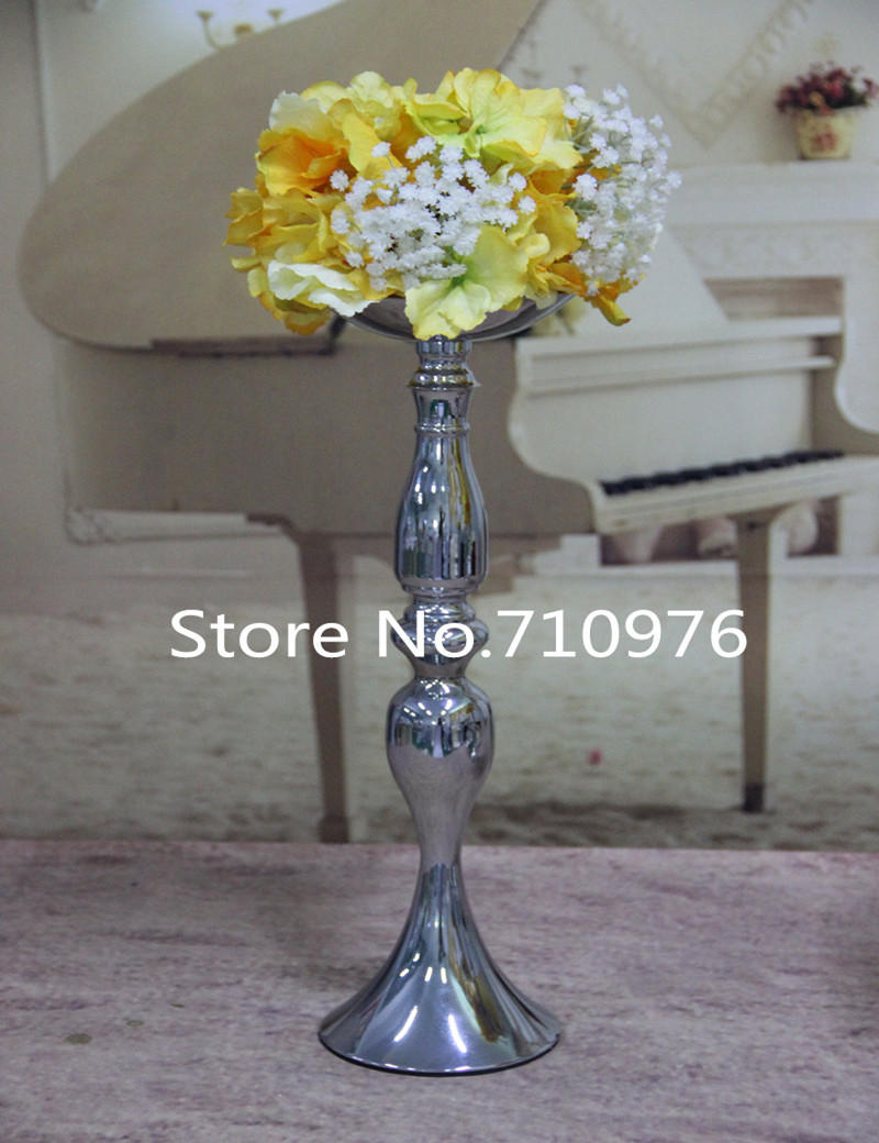 Free shipping tall cm metal candle holder stand wedding