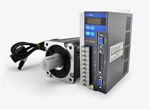 Чпу AC серводвигателя комплект 1ph 220 В 80 мм 3.5NM 750 Вт 2000 об./мин. 3A 3 м кабель