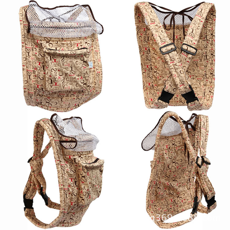 2015 New Front & Back Baby Carrier Infant Backpack Sling Baby Sling 2-30 Months manduca mochila ergonomica hipseat free shopping(China (Mainland))