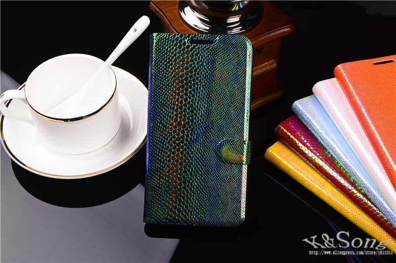 Original Flip Mobile Phone Case Skin For Apple iphone6 iphone 6 4.7inch 4.7″ Cell Phone Cover Snake Leather Shield For Iphone6