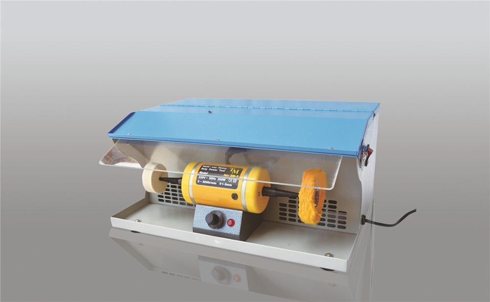 2015 Polishing motor with Dust Collector,mini bench lathe,jewelry table polisher,jewelry polishing machine(China (Mainland))