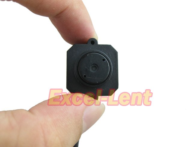 Free shipping!Mini Wired Super Color CCTV Mini Camera with Audio Microphone(China (Mainland))