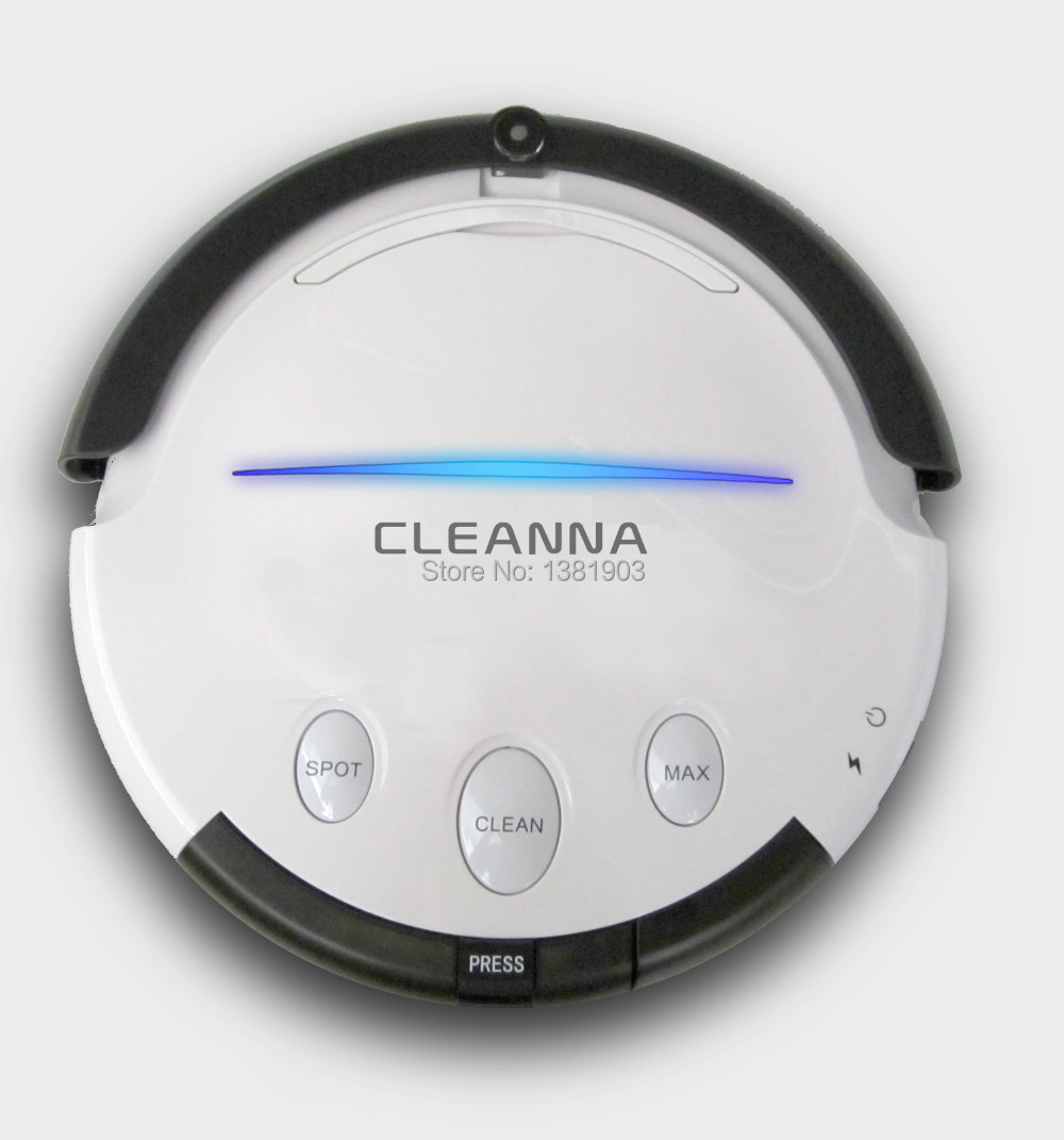 best selling robot vacuum cleaner with remote control,auto charging,Mop function,suction Model No.EG-H688 white(China (Mainland))