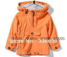 2015 new baby Children's jacket coat child boys girls soft hooded outerwear cardigan zipper jackets coat clothing sweater t83(China (Mainland))