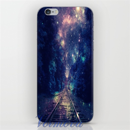 Dream Train Tracks protection phone cover case for samsung galaxy S3 S4 S5 S6 S6 edge S7 S7 edge Note 3 Note 4 Note 5 #kz422(China (Mainland))