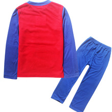 Hot Sale 3 8 Years Children s Pajamas Long Sleeve Clothing Set For Kids Boys Fashion