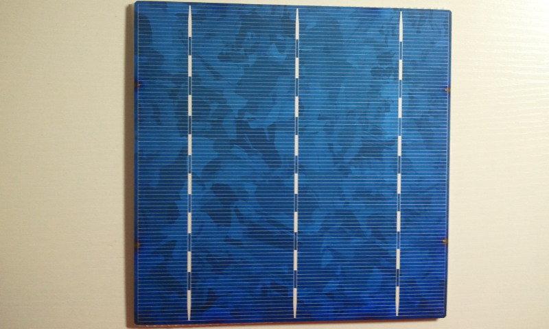 80W 6x6 4W/pcs solar cell for DIYsolar panel(China (Mainland))