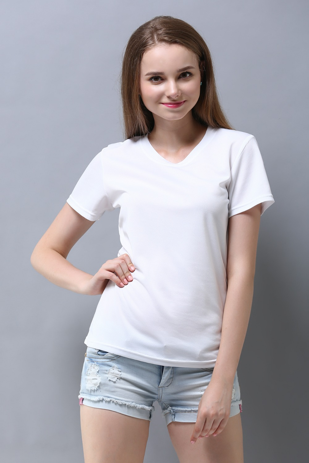 Ladies t shirts for sale quality t shirt clearance for Plain girls t shirts
