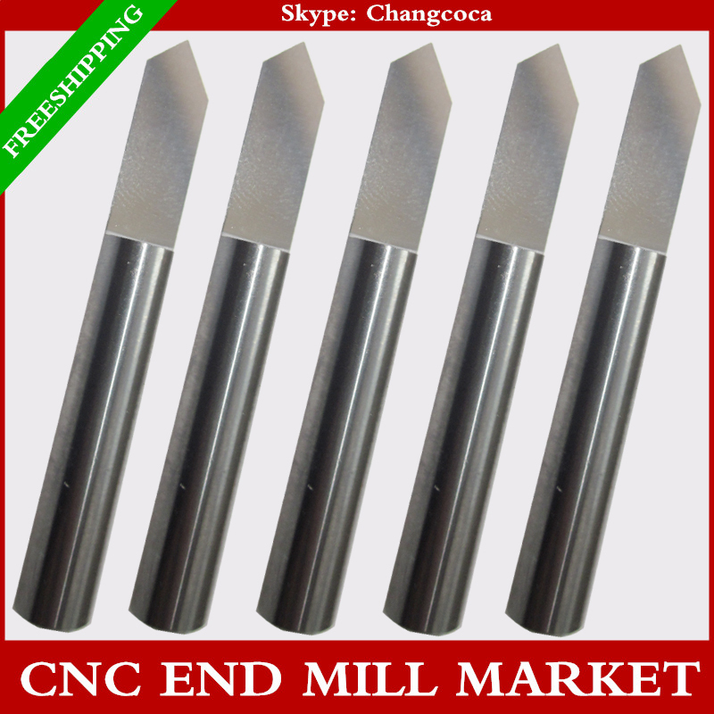 6mm,10pcs,CNC solid carbide woodworking end milling cutter,insert router bit,PVC,MDF,Acrylic end mill,Wood tools,Engraving Bit(China (Mainland))