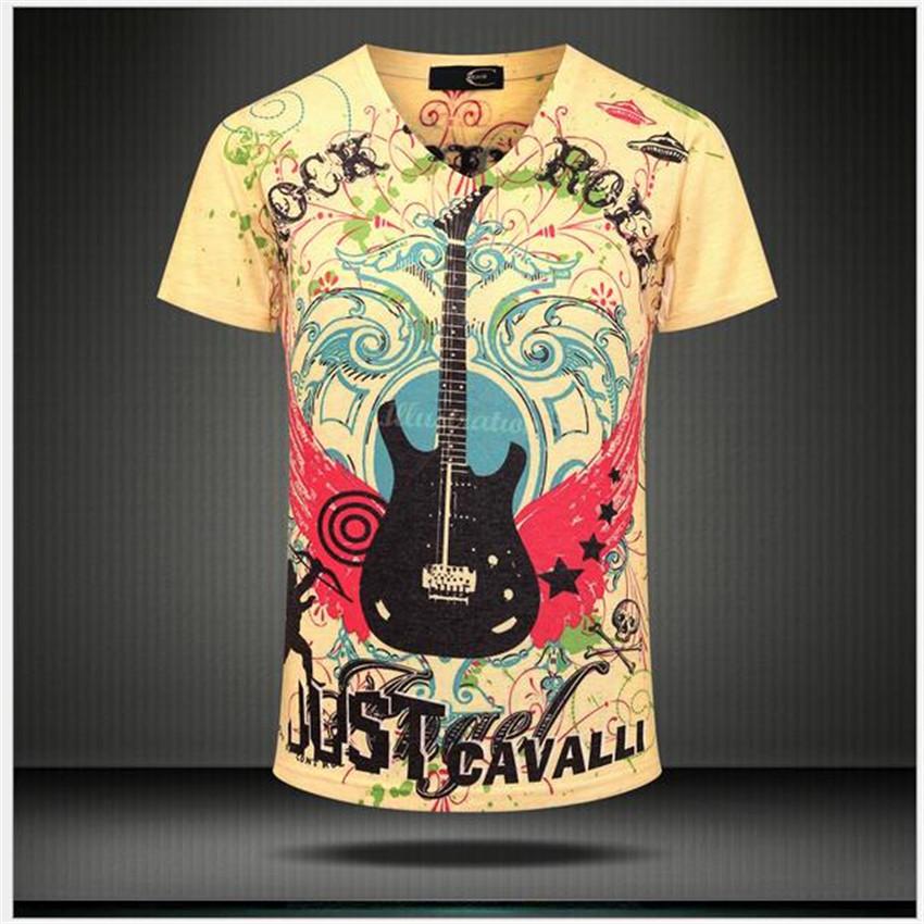 2015 High Quality Men's Fashion 3d Creative T-Shirts 3d printed short sleeve Tee Shirt Size M-3XL Free Shipping(China (Mainland))