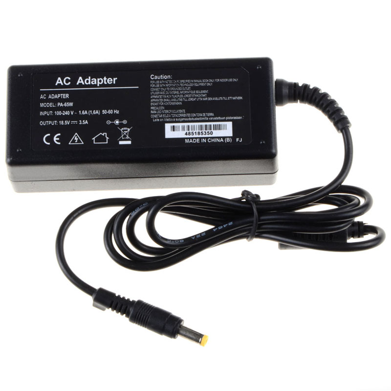 MOOBOM Original 18.5V 3.5A 65W Laptop Power Adapter AC/DC Charger Adapter For HP Laptop VCB97 T20 0.3(China (Mainland))