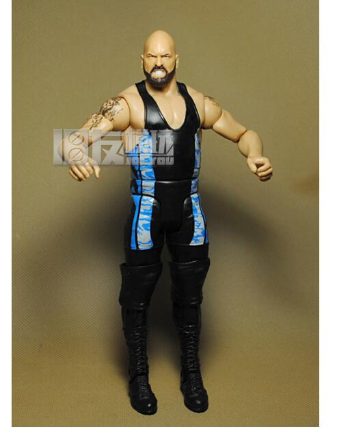 Limited! 18CM High Classic Toy Wrestler Big Show action figure Toys(China (Mainland))