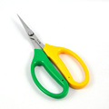 Free shipping 3 pcs lot 154mm wangwuquan stainless steel curved blade gardening scissors grape fruit picking