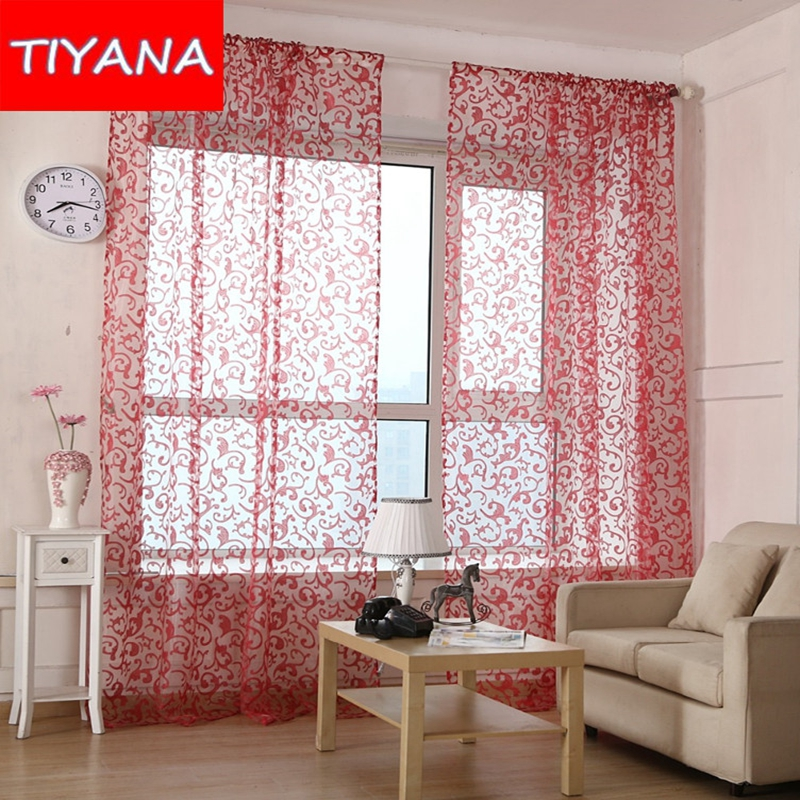 Popular Hot Pink Curtains Buy Cheap Hot Pink Curtains Lots From China Hot Pink Curtains