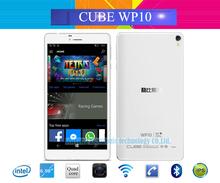 New Cube WP10 4G Phone Call Windows 10 Tablet PC 6.98'' IPS 1280x720 Qualcomm MSM8909 Quad Core GPS 2.0+5.0MP Auto-focus Camera(China (Mainland))