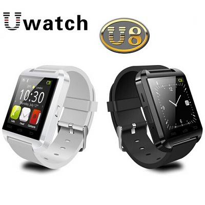 Bluetooth smart U8 smartwatch reloj inteligente relogios Android samsung iphone