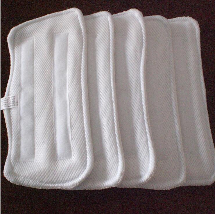 FREE SHIP 5pcs Euro Pro Shark Steam Mop Replacement Microfiber Pads S3250 S3101(China (Mainland))