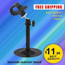 Freeshipping! JP-F001 usb barcode scanner stand barcode scanner cradle barcode reader bracket for JP-A1 or JP-A2 (Hong Kong)
