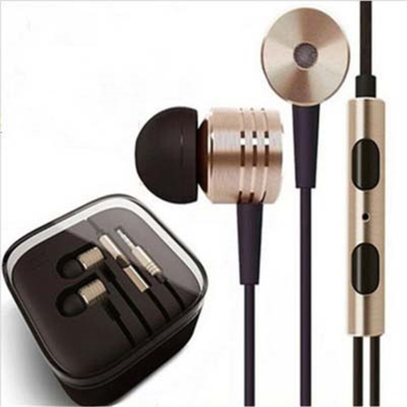 Stereo Earphone Standard Noise Isolating Microphone Earphone for iPhone 5 6 6S plus for Samsung HTC Sony Motorola Nokia Palm LG